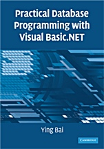 Practical Database Programming with Visual Basic.NET - ISBN 9780521712354