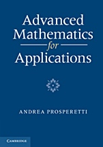 Advanced Mathematics for Applications - ISBN 9780521735872