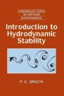 Introduction to Hydrodynamic Stability - ISBN 9780521009652