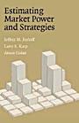 Estimating Market Power and Strategies - ISBN 9780521011143