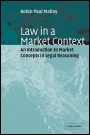 Law in a Market Context - ISBN 9780521016551