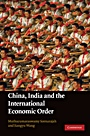 China, India and the International Economic Order - ISBN 9780521110570