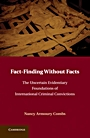 Fact-Finding without Facts - ISBN 9780521111157