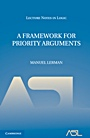A Framework for Priority Arguments - ISBN 9780521119696