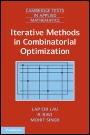 Iterative Methods in Combinatorial Optimization - ISBN 9780521189439