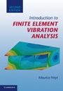Introduction to Finite Element Vibration Analysis - ISBN 9780521191609
