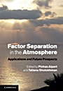 Factor Separation in the Atmosphere - ISBN 9780521191739