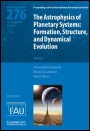 The Astrophysics of Planetary Systems (IAU S276) - ISBN 9780521196529