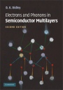 Electrons and Phonons in Semiconductor Multilayers - ISBN 9780521516273