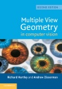 Multiple View Geometry in Computer Vision - ISBN 9780521540513