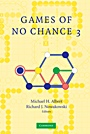 Games of No Chance 3 - ISBN 9780521678544