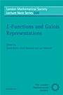 L-Functions and Galois Representations - ISBN 9780521694155