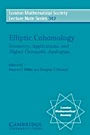 Elliptic Cohomology - ISBN 9780521700405