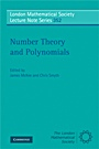 Number Theory and Polynomials - ISBN 9780521714679