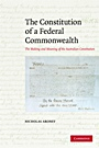 The Constitution of a Federal Commonwealth - ISBN 9780521716895