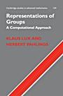 Representations of Groups - ISBN 9780521768078