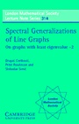 Spectral Generalizations of Line Graphs - ISBN 9780521836630