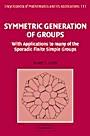 Symmetric Generation of Groups - ISBN 9780521857215