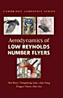 Aerodynamics of Low Reynolds Number Flyers - ISBN 9780521882781