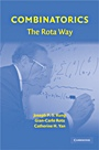 Combinatorics: The Rota Way - ISBN 9780521883894