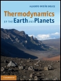 Thermodynamics of the Earth and Planets - ISBN 9780521896214