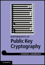 Mathematics of Public Key Cryptography - ISBN 9781107013926