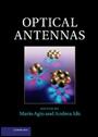 Optical Antennas - ISBN 9781107014145