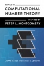 Topics in Computational Number Theory Inspired by Peter L. Montgomery - ISBN 9781107109353