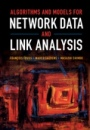 Algorithms and Models for Network Data and Link Analysis - ISBN 9781107125773