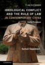 Ideological Conflict and the Rule of Law in Contemporary China - ISBN 9781107142909