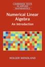 Numerical Linear Algebra - ISBN 9781107147133