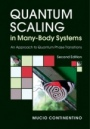 Quantum Scaling in Many-Body Systems - ISBN 9781107150256