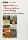 Applied Soils and Micromorphology in Archaeology - ISBN 9781107648685