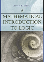 A Mathematical Introduction to Logic - ISBN 9780122384523