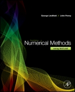 Numerical Methods: Using MATLAB - ISBN 9780123869425