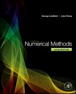 Numerical Methods: Using MATLAB - ISBN 9780123869425