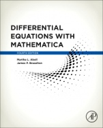 Differential Equations with Mathematica - ISBN 9780128047767