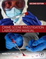 Crime Scene Investigation Laboratory Manual - ISBN 9780128128459
