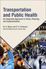 Transportation and Public Health: An Integrated Approach to Policy, Planning, and Implementation - ISBN 9780128167748