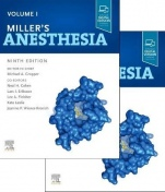 Millers Anesthesia, 2-Volume Set, 9th Revised edition - ISBN 9780323596046