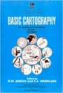 Basic Cartography Volume 1: For Students and Technicians - ISBN 9780080423449