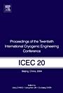 Proceedings of the Twentieth International Cryogenic Engineering Conference (ICEC20) - ISBN 9780080445595