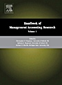 Handbook of Management Accounting Research - ISBN 9780080445649