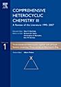 Comprehensive Heterocyclic Chemistry III, 15-Volume Set: A Review of the Literature 1995-2007 1- 15 - ISBN 9780080449913