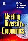 Meeting Diversity in Ergonomics - ISBN 9780080453736