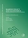 Marine Policy & Economics - ISBN 9780080964812