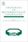 Progress in Heterocyclic Chemistry - ISBN 9780081007556