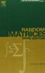 Random Matrices - ISBN 9780120884094