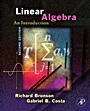 Linear Algebra: An Introduction - ISBN 9780120887842