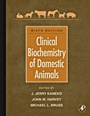 Clinical Biochemistry of Domestic Animals - ISBN 9780123704917